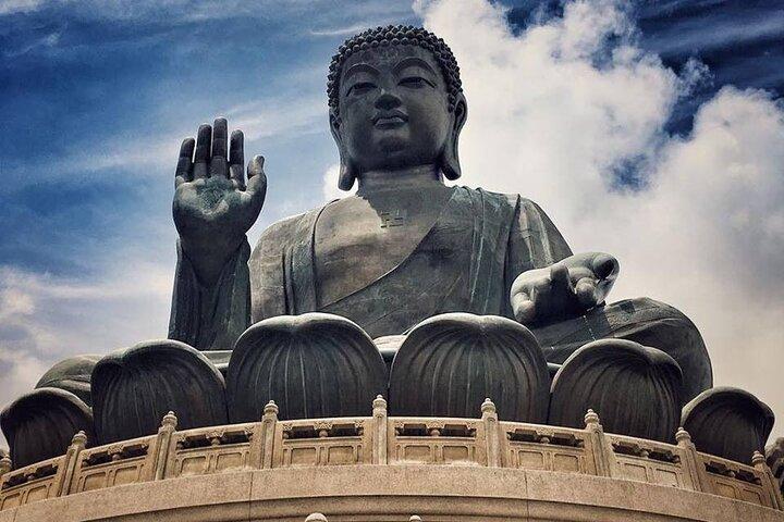 Private tour Lantau Island - Big buddha and Tai O Village, Hong Kong, CHINA
