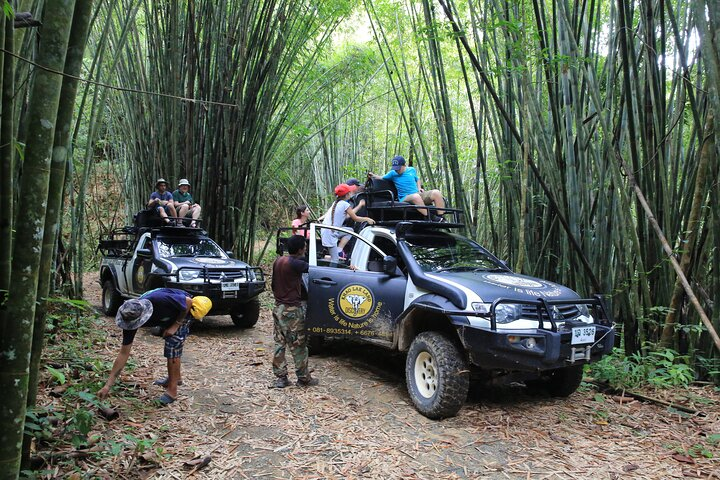 Off Road Safari Khao Lak, Khao Lak, TAILANDIA