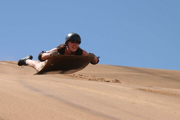 3-Hour Quad Biking and Sand-Boarding Combo from Swakopmund, Swakopmund, NAMIBIA