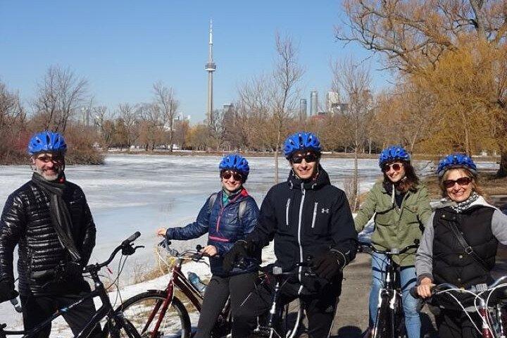 Toronto Islands Evening Bike Tour, Toronto, CANADA