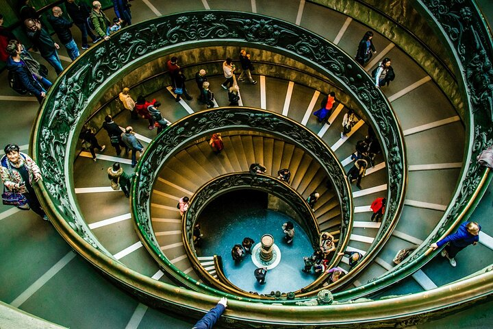 Vatican Museums and Sistine Chapel Early Entry Private Tour, Rome, ITALY