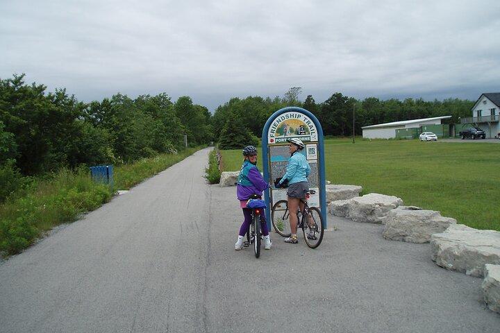 Grand Niagara Cycle Tour, Cataratas del Niagara, CANADÁ