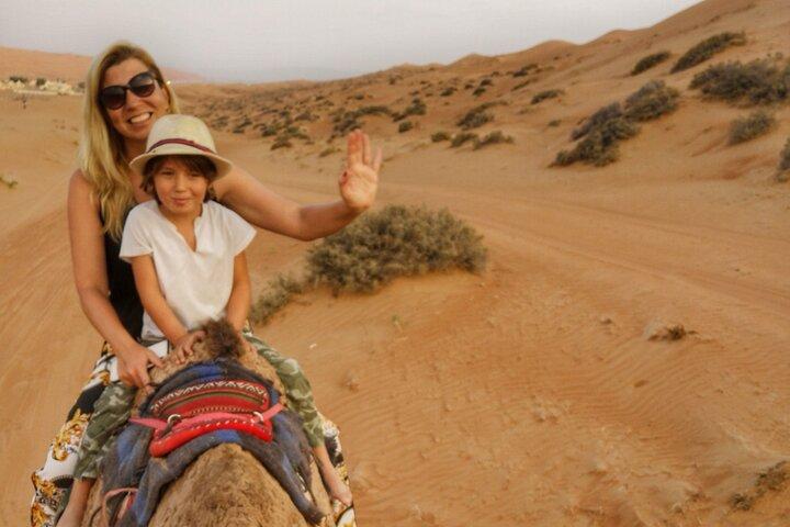 Wahiba Sands And Wadi Bani Khalid, Mascate, OMAN