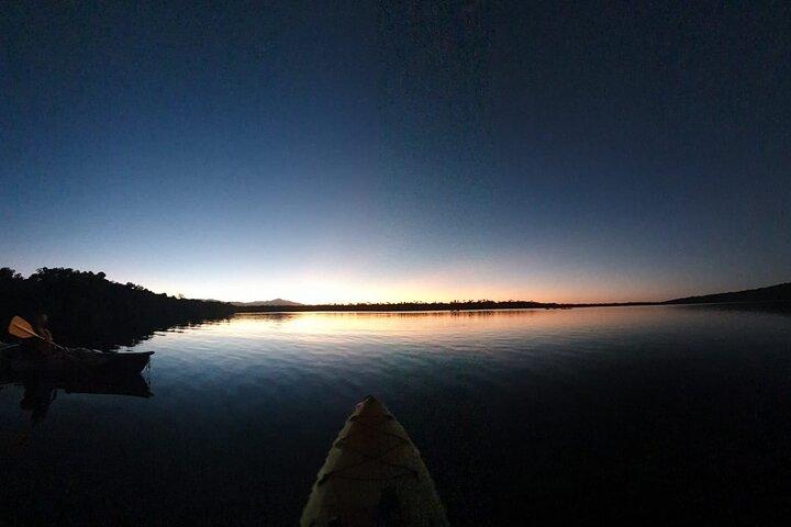Bio Bay Night Kayaking 8:00pm | with Transportation from San Juan area, Luquillo, PUERTO RICO