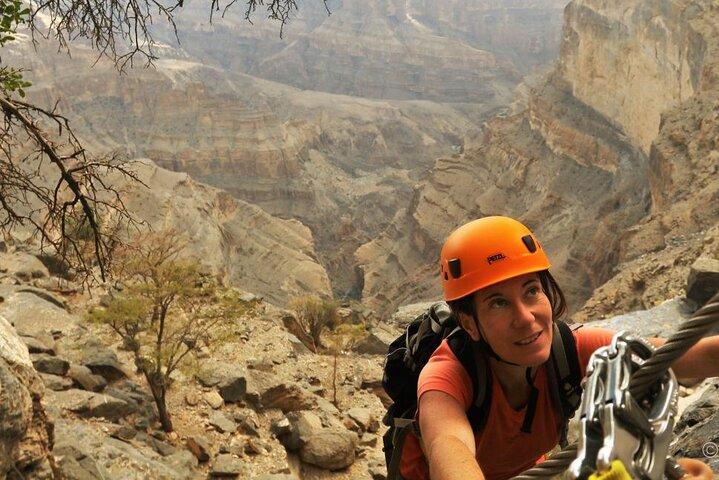 Nizwa and Jebal Shams Grand canyon, Mascate, OMAN