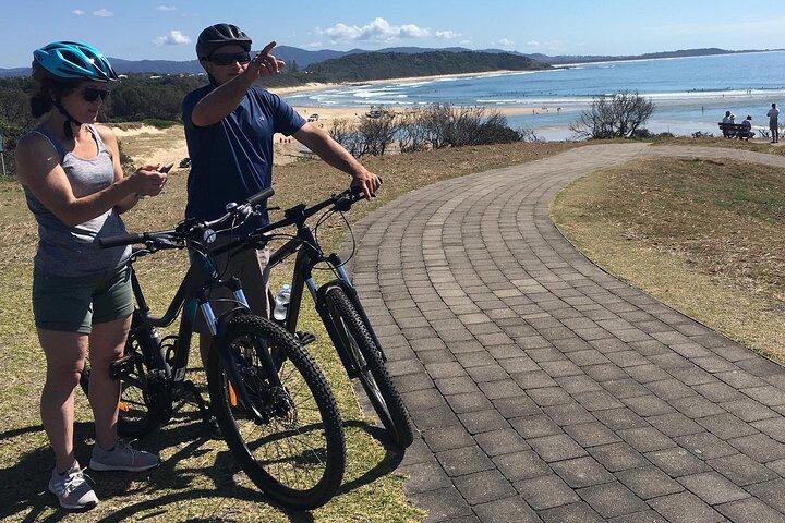 Coffs Harbour to Sawtell Bike Ride, Coffs Harbour, AUSTRALIA