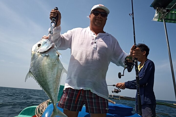 ONBIRD - [PRIVATE CHARTER] DEEP-SEA FISHING TOUR with GPS Sonar (Night/Day-Time), Phu Quoc, VIETNAM