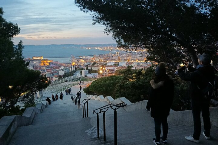 The Urban Hike of Marseille, Marsella, FRANCIA