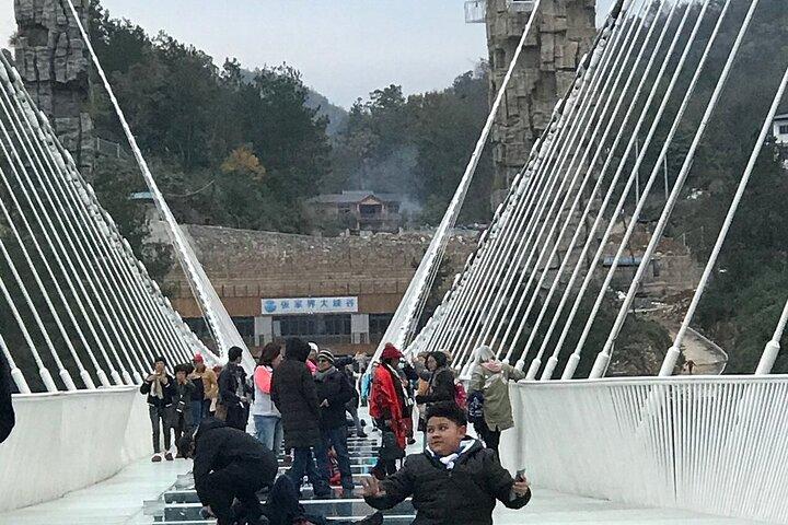 One Day Zhangjiajie Tour to Avatar Mountain and Glass Bridge, Zhangjiajie, CHINA
