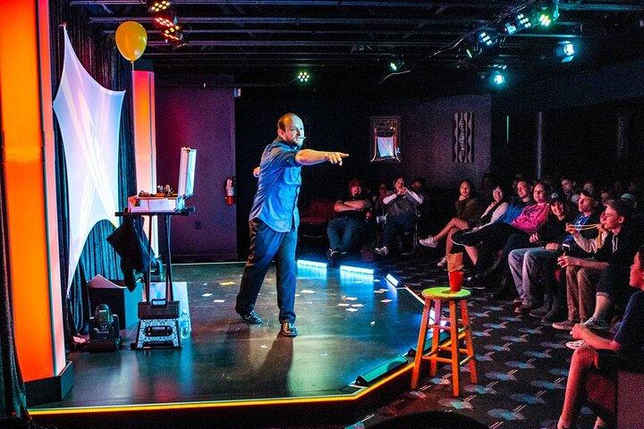 Impossibilities Magic Show at the Iris Theater Ticket, Gatlinburg, TN, ESTADOS UNIDOS