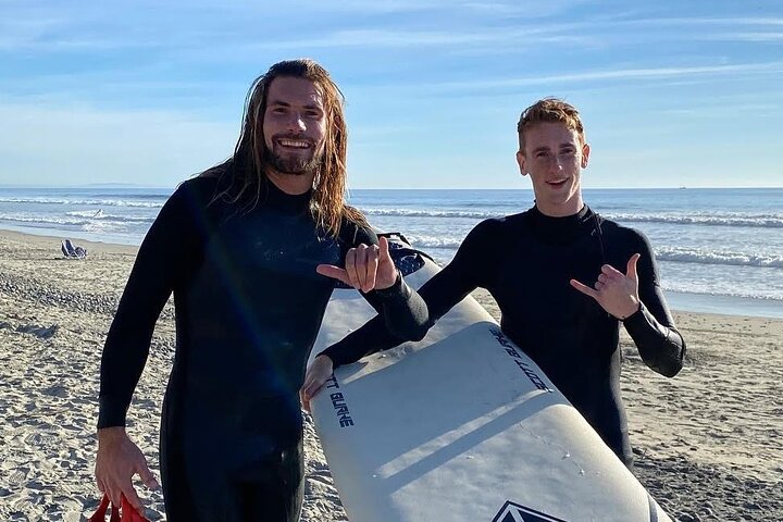 Oceanside Private Surf Lesson, Carlsbad, CA, ESTADOS UNIDOS