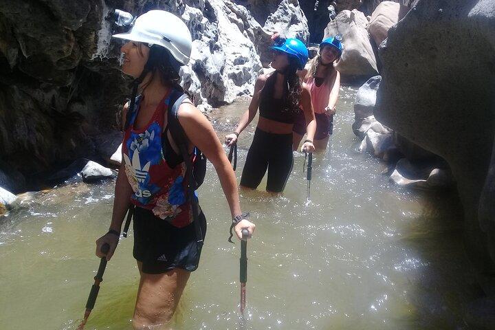 Cavernas Puente del diablo, Cachi, ARGENTINA