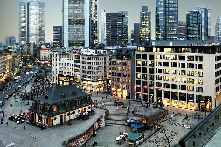 Frankfurt Like a Local: Customized Private Tour, Frankfurt, Alemanha