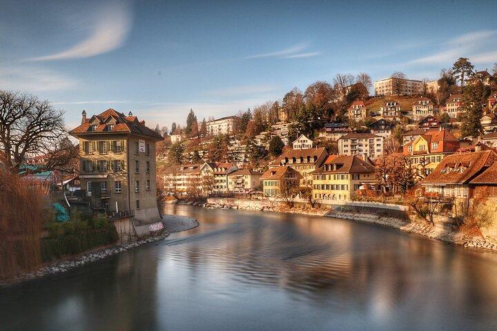 Bern Like a Local: Customized Private Tour, Berna, SUIZA