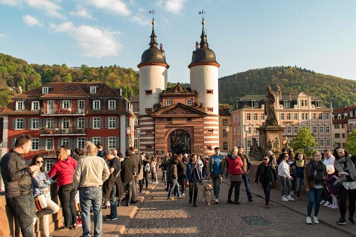 Heidelberg Like a Local: Customized Private Tour, Heidelberg, GERMANY