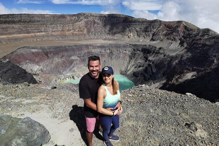 Day Tour- Santa Ana Active Volcano + Panoramic View Lake Coatepeque, ,