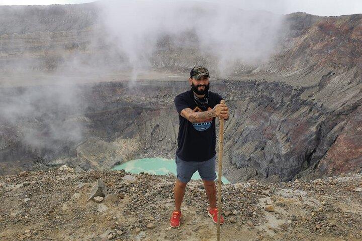 Ilamatepec ( Santa Ana ) Volcano Hiking Adventure + Lake Coatepeque., San Salvador, EL SALVADOR