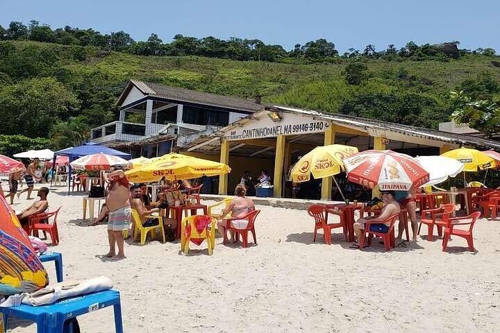 Tour En Barco Privado Santos Y Guarujá –Tour De Un Día Con Comida Y Bebida, Santos, BRASIL