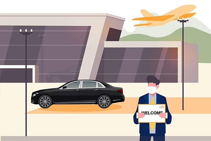 Los Angeles International Airport (LAX) Private Transfer, Los Angeles, CA, ESTADOS UNIDOS