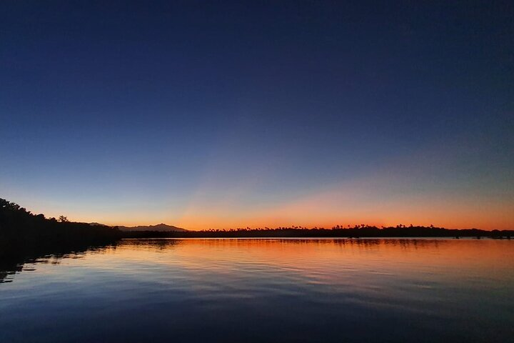 Bioluminescent Bay Night Kayaking Tour in Laguna Grande Fajardo, ,