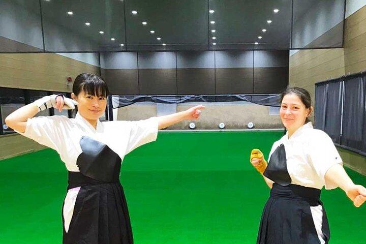 Kyudo Archery Experience in Tokyo, Tokyo, JAPON