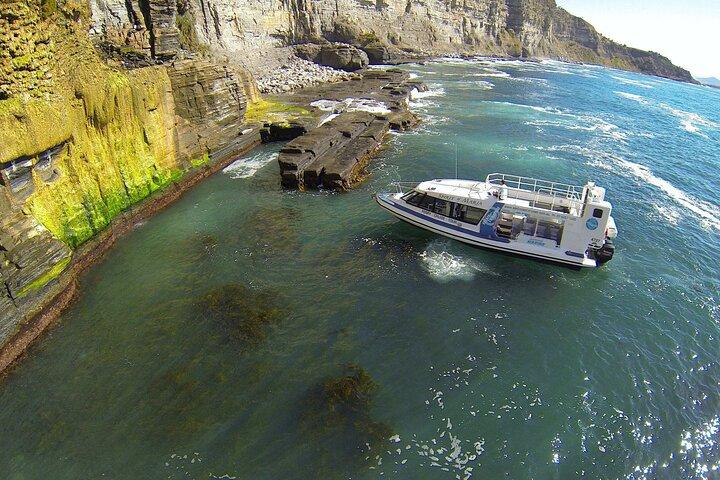 Maria Island Shuttle Bus Hobart to Triabunna (Round Trip), ,