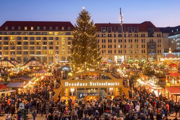 Magic Christmas Tour in Dresden, Dresden, GERMANY