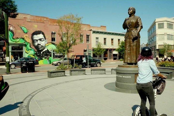 Richmond's Women in History Segway Tour, Richmond, VA, ESTADOS UNIDOS