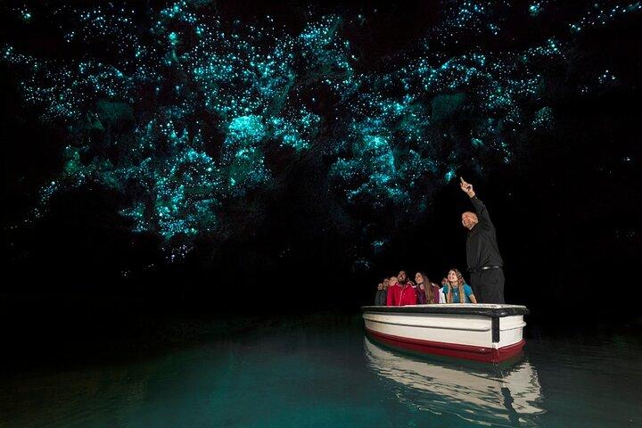 Rotorua and Waitomo Caves Day Trip from Auckland, Auckland, NUEVA ZELANDIA