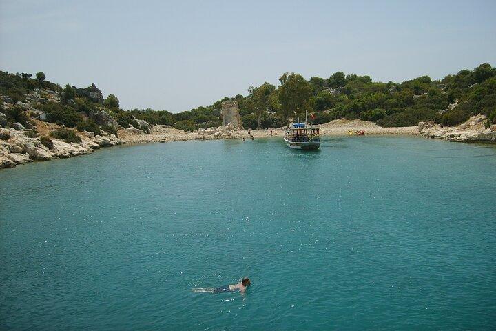 Full-Day Kaş Kekova Boat Trip, Kas, TURQUIA