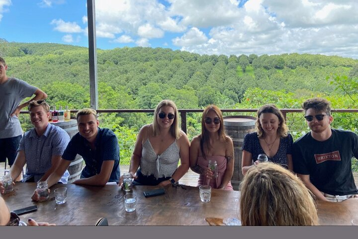 Afternoon Brewery and Distillery session, Byron Bay, AUSTRALIA