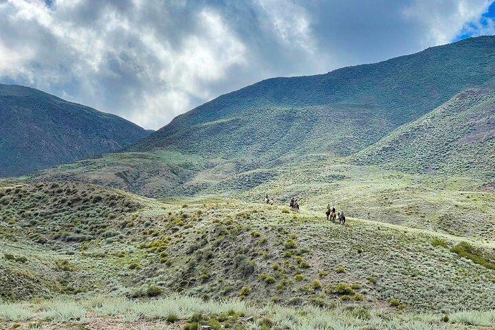 Cabalgata al Atardecer, Mendoza, ARGENTINA