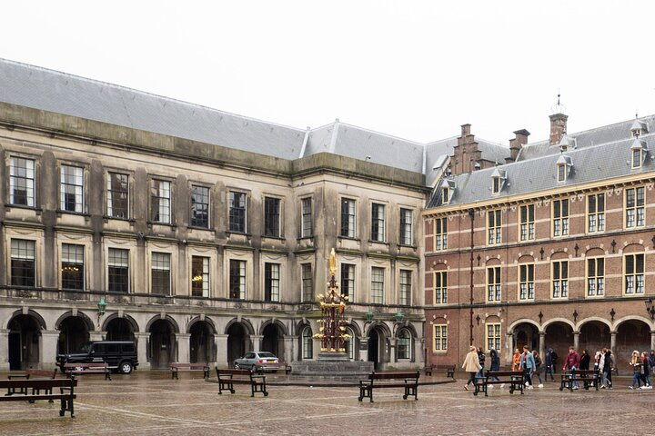 Hague Private Tour: Heart of Old Town Exploration Game, The Hague, HOLLAND
