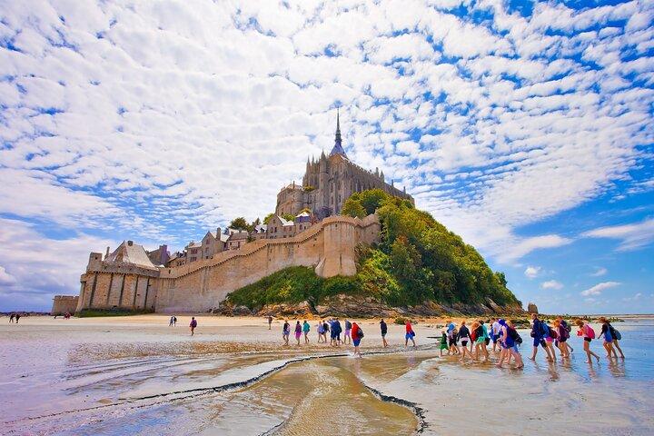 Mont Saint Michel Shore Excursion from Le Havre, El Havre, FRANCIA