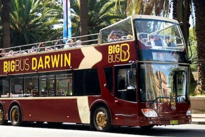 Darwin Hop-on Hop-off Bus Tour, Darwin, AUSTRALIA