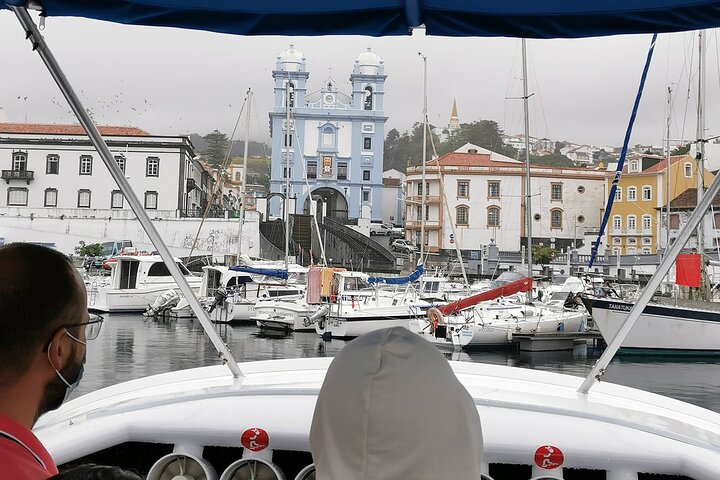 Land & Sea Tour in Terceira Island, Terceira, PORTUGAL