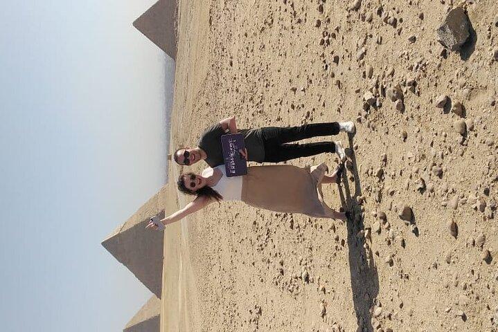 Guided Tour Giza Pyramids,Sphinx, Lunch,One Hour Quadbike, El Cairo, EGIPTO