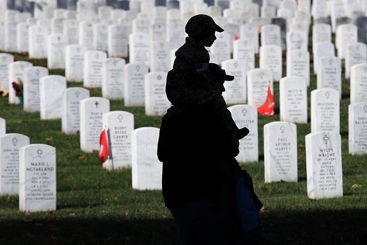 2-Hour Arlington Cemetery Guided Walking Tour, Washington DC, ESTADOS UNIDOS