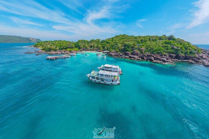 Trip 3 : 3 Island Trip from Phu Quoc, Phu Quoc, VIETNAM