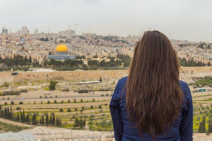Jerusalem and Bethlehem Tour from Jerusalem, Jerusalen, ISRAEL