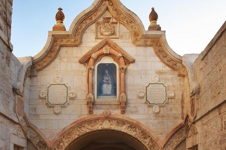 Bethlehem and Jericho Tour From Jerusalem, Jerusalen, ISRAEL
