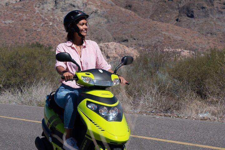 Scooter Rentals in La Paz, La Paz, Mexico