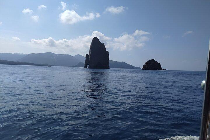 Nightly squid fishing - private tour, Islas Eolias, ITALIA