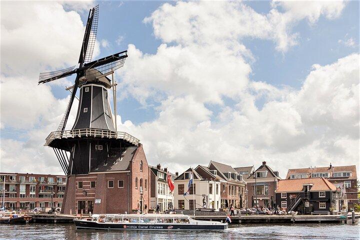 Haarlem: Canal Cruise Spaarne Mill to Mill, Haarlem, HOLANDA