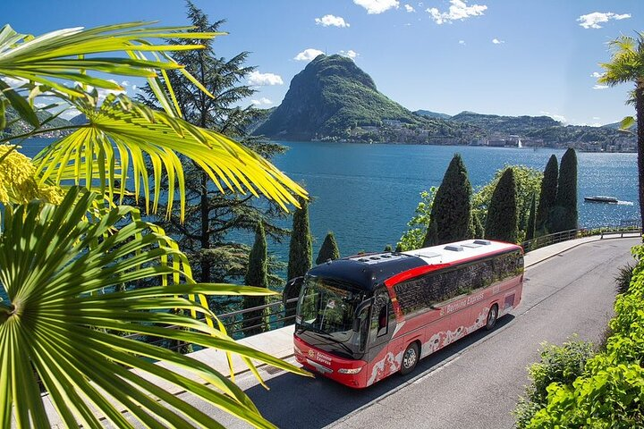 Culinary trip to Ticino, Lugano, SUIZA