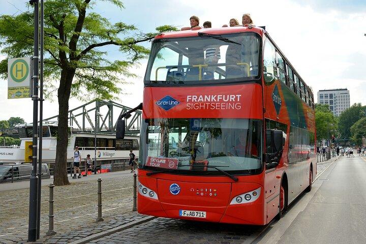 Frankfurt Express Hop-on Hop-off Tour, Frankfurt, GERMANY