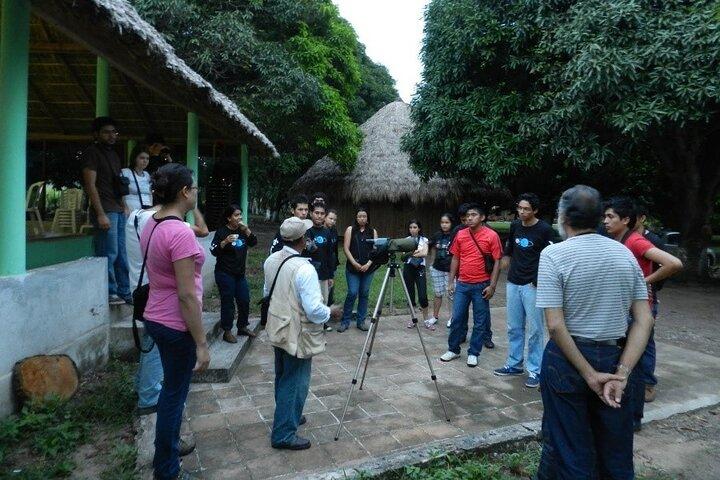 Aventura Observación de Aves en la Reserva Ecológica La Mancha, Veracruz, MEXICO