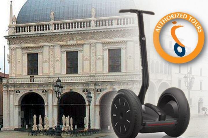 CSTRents - Brescia Segway PT Authorized Tour, Brescia, ITALY