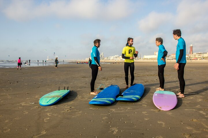 Surfing, Skateboarding and Paddleboarding in The Hague, The Hague, HOLLAND