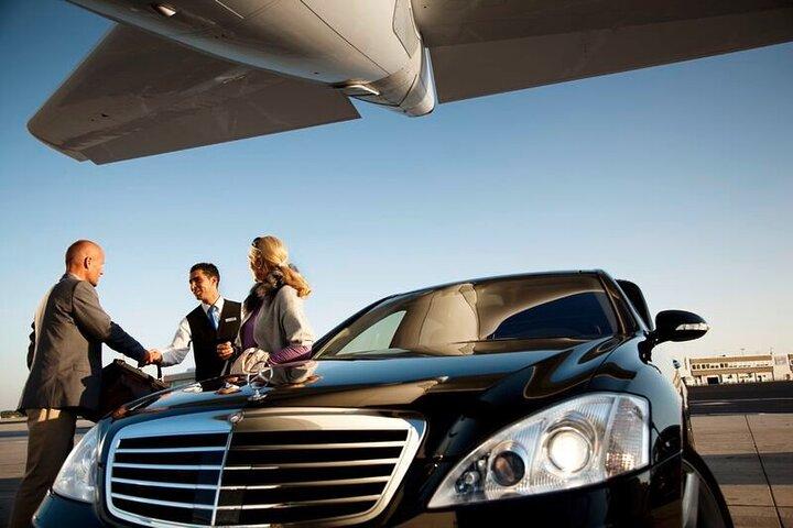 Private Transfer from Larnaca Airport to Nicosia, Larnaca, CHIPRE